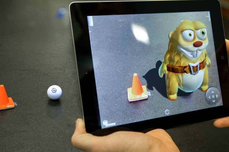 Orbotix's Sphero Gets the Ball Rolling for Augmented Reality Games