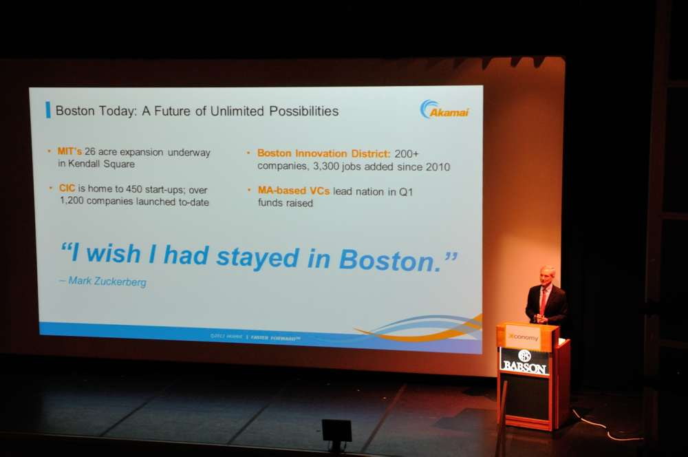 XSITE 2013: Boston's Tech Revival