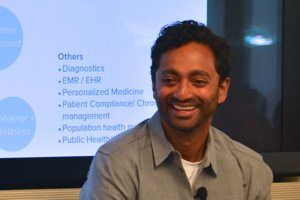 Chamath Palihapitiya at Fenwick & West's 2013 Digital Health Investor Summit