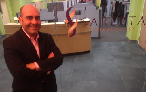 Garabedian's Rocky Road at Sarepta Ends With Abrupt Resignation