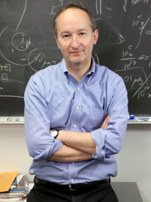 Tillman Gerngross, co-founder and CEO of Adimab