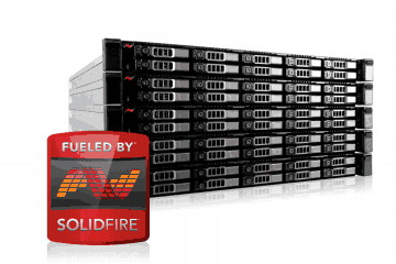 SolidFire igniting