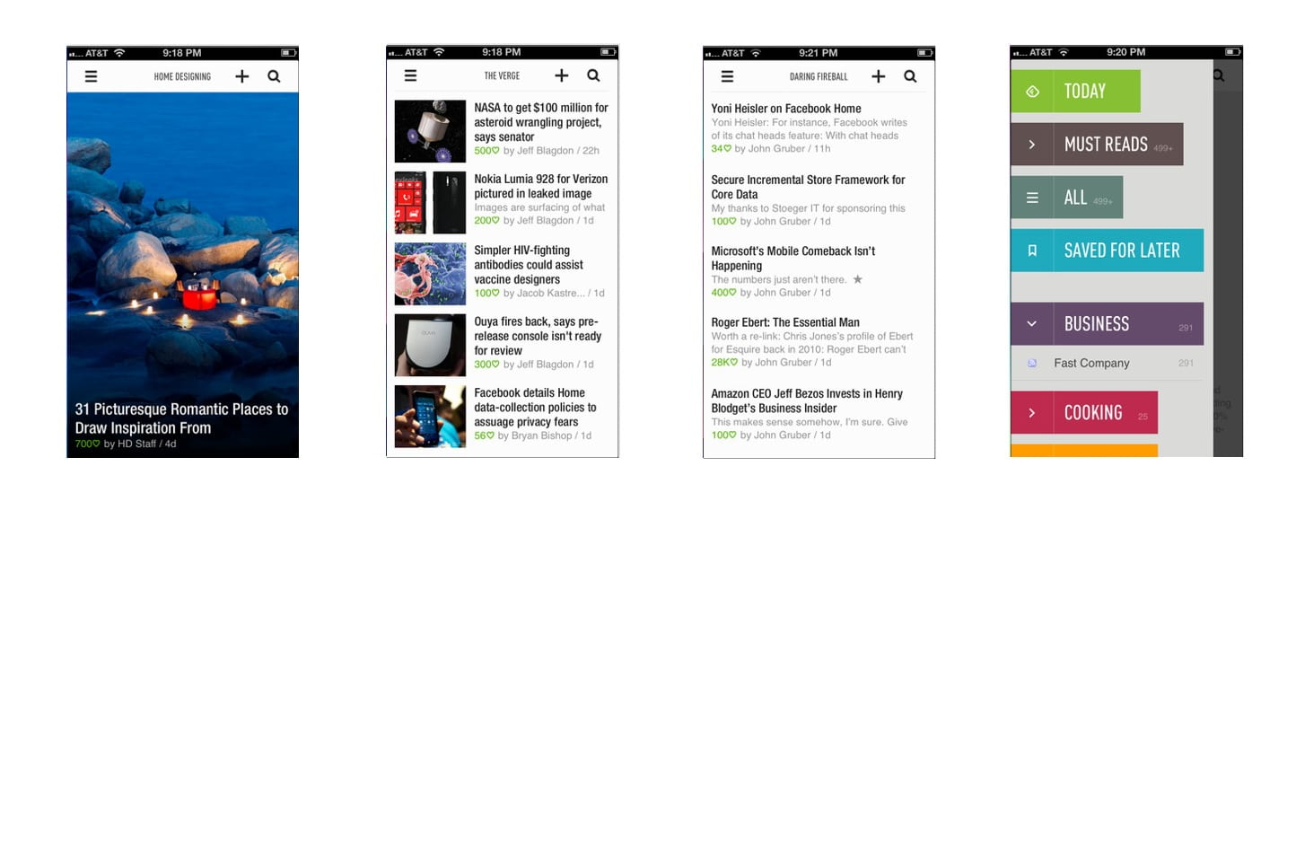 1. Collect Your News Feeds with Feedly