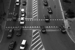 Barcelona traffic (image: Unsplash)