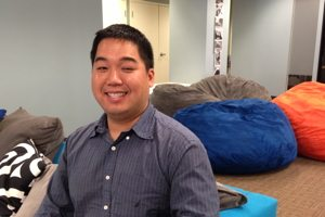 Jason Tan, co-founder and CEO of Sift Science