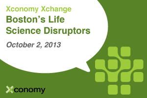 "Join Us, and Boston's ""Life Science Disruptors,"" on Oct. 2"