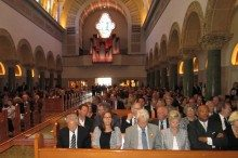 In the Church Before Roth Memorial