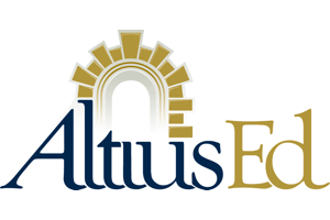 Altius Education Logo