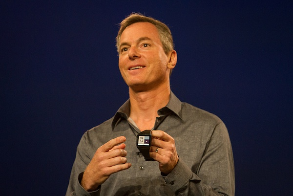 Paul Jacobs, Qualcomm chairman and CEO