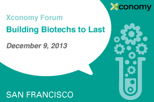 Building Biotechs to Last: See the Agenda for Monday