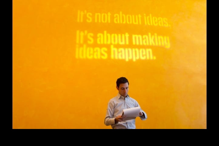 Scott Belsky, CEO, Behance