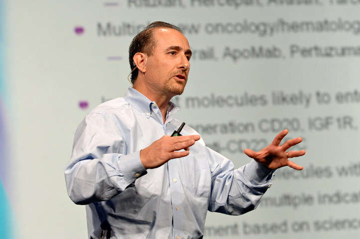 Xconomy: David Schenkein, Cancer Doc Turned CEO, Aims to