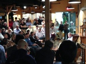 Steve Case at Venture Cafe