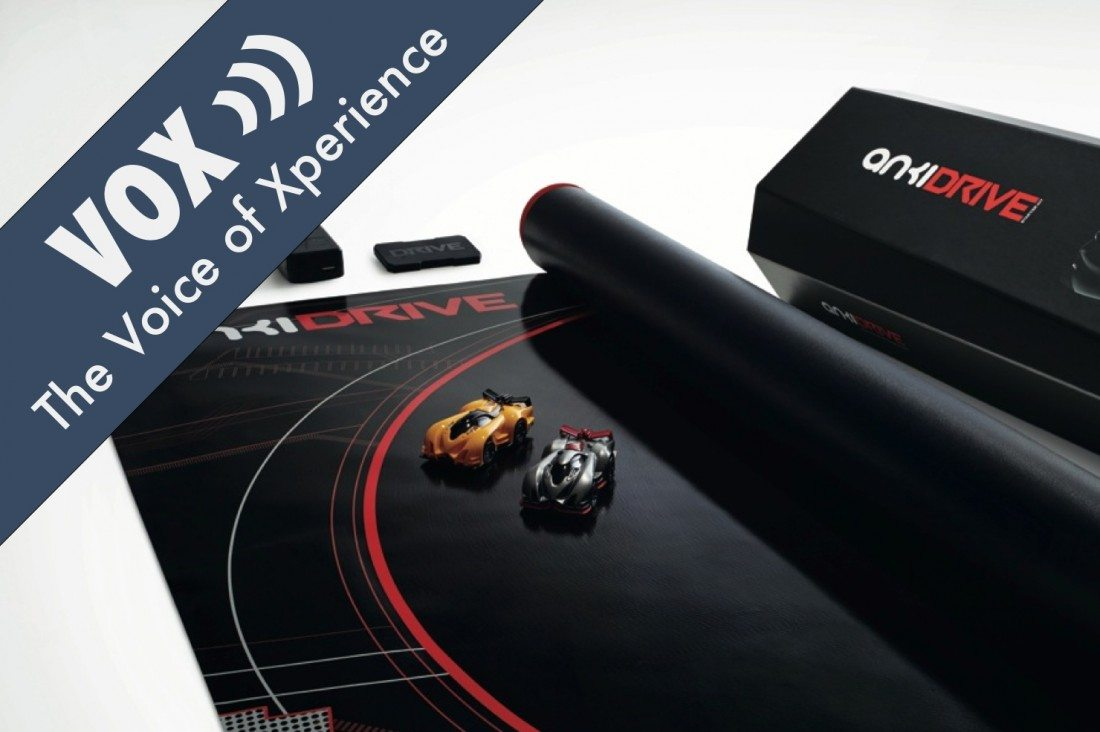 The Hottest High-Tech Toy of 2013: Anki's iPhone-Driven Robot Cars