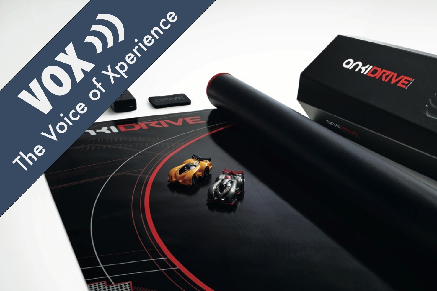 The Hottest High-Tech Toy of 2013: Anki's iPhone-Driven Robot Cars. A VOX column by Wade Roush