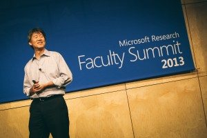 Peter Lee, the new managing director of Microsoft Research
