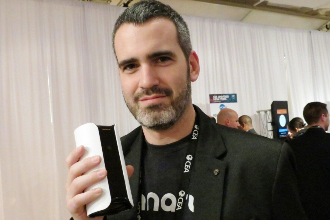 Canary's Adam Sager Eager to Connect Home Security to Smartphones