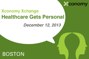 "See You at ""Healthcare Gets Personal"" on Thursday in Kendall Square"