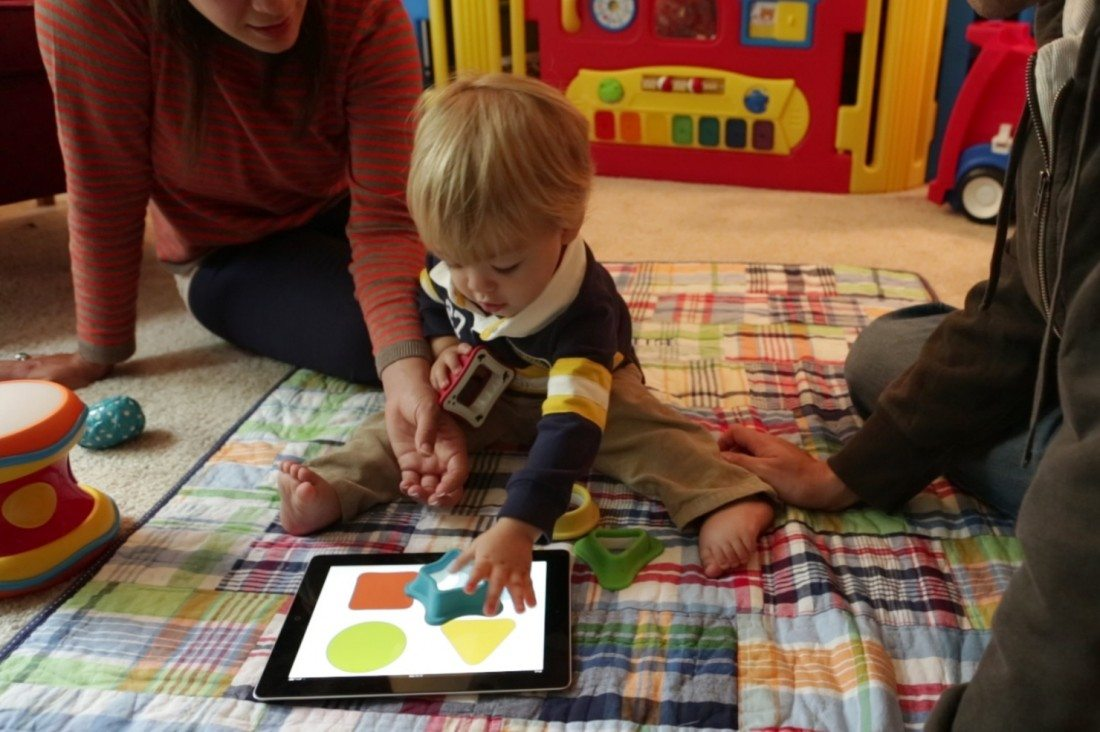 Tiggly Brings Edtech Apps and Shapes for Preschoolers to Apple Stores
