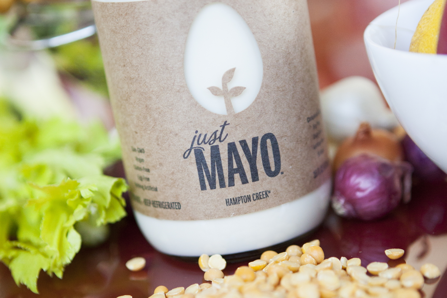 Hampton Creek Foods' Just Mayo