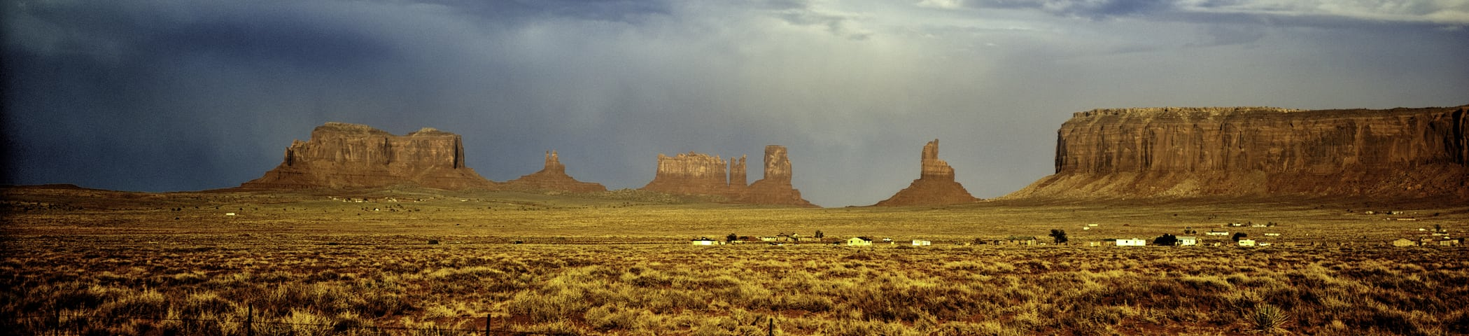 The Real Monument Valley