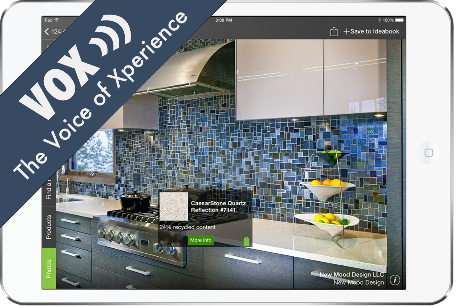 Houzz---the Alluring App for Home Remodelers and Wannabes. A VOX column by Wade Roush