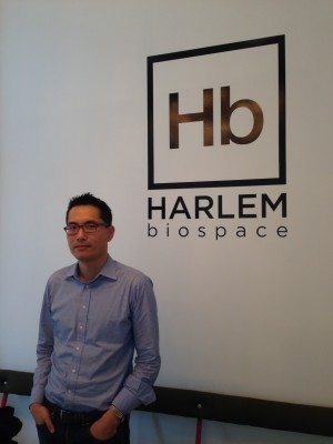 Samuel Sia, co-founder of Harlem Biospace