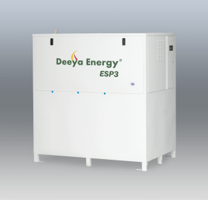 First-generation stationary power system developed by Deeya Energy, now Imergy Power Systems
