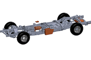 XL Hybrids powertrain (image: XL Hybrids)
