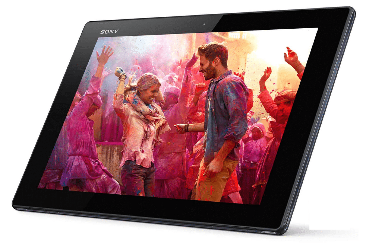 Sony's Waterproof Xperia Tablet Z