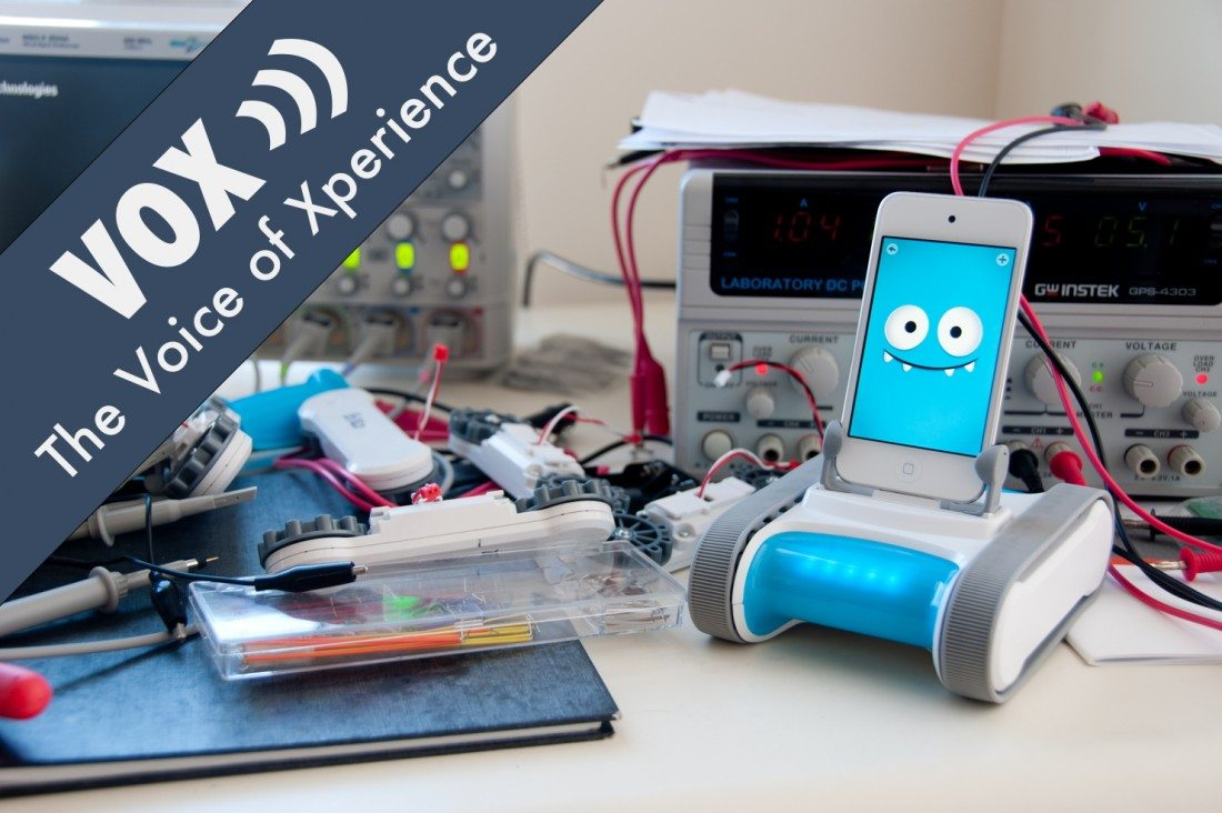 Romotive's iPhone on Wheels Gets Kids Riled Up About Robotics