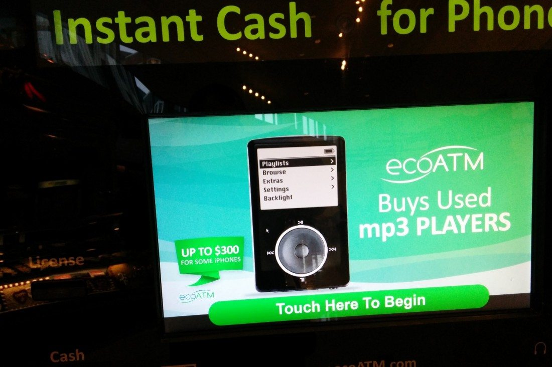 Xconomy: Recycling a Phone at EcoATM Is an Easy Route To Feeling