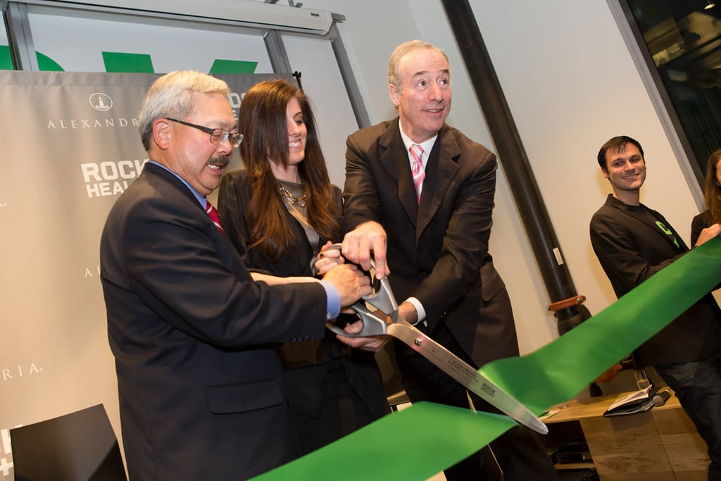 Cutting the Ribbon thumbnail