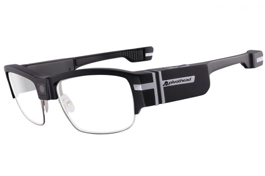 Pivothead Smart Glasses Offer New Point of View on Everyday Life