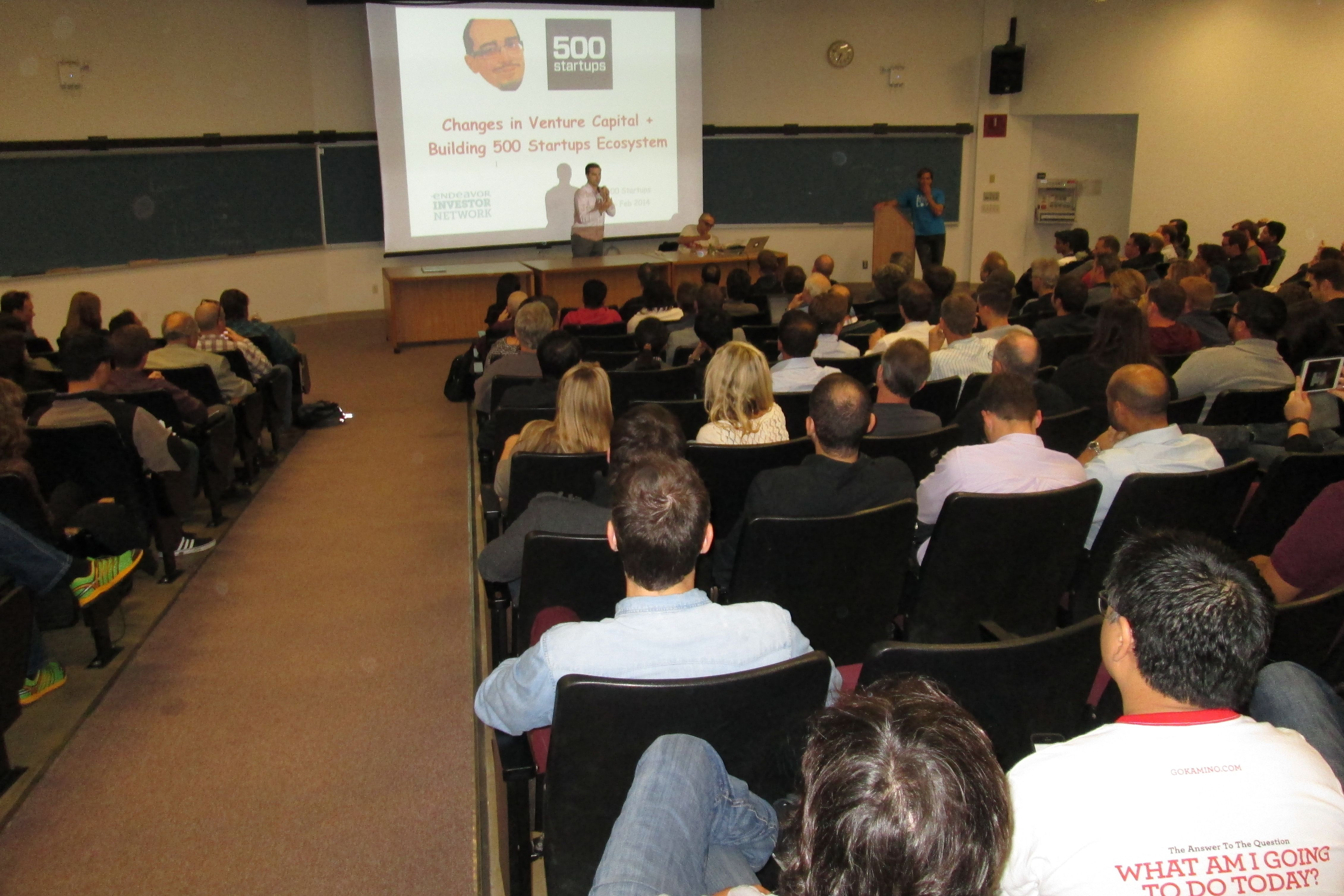 Dave McClure at UCSD