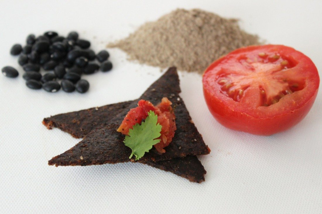Six Foods Cooks Up Cricket-Flour Chips & Big Dreams for Bug Meals