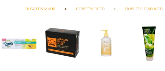 One Twine tells shoppers why products were chosen to be listed at the portal.