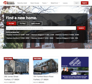 Hearst real estate site (The Connecticut Post)