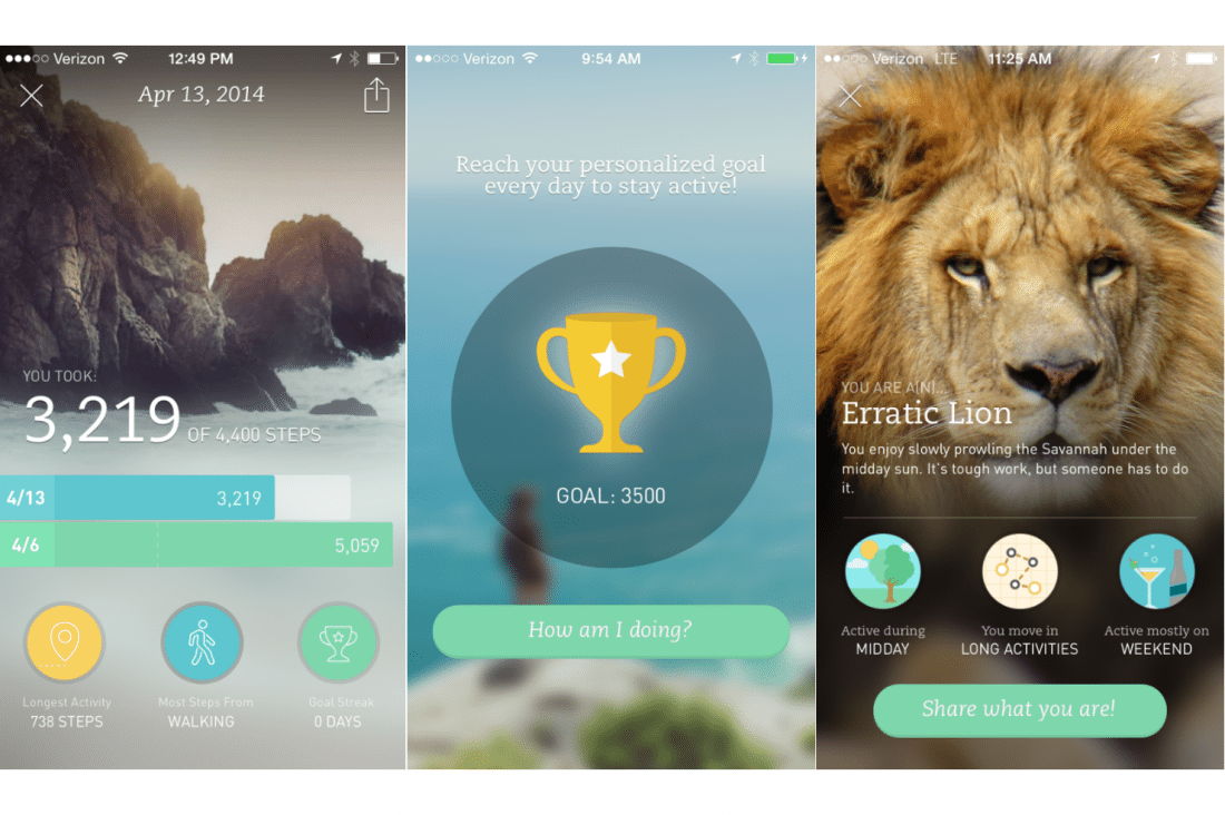 Breeze, RunKeeper's New Step-Tracking App, Aims to Bridge Workouts