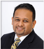 Berg president and chief technology officer Niven Narain