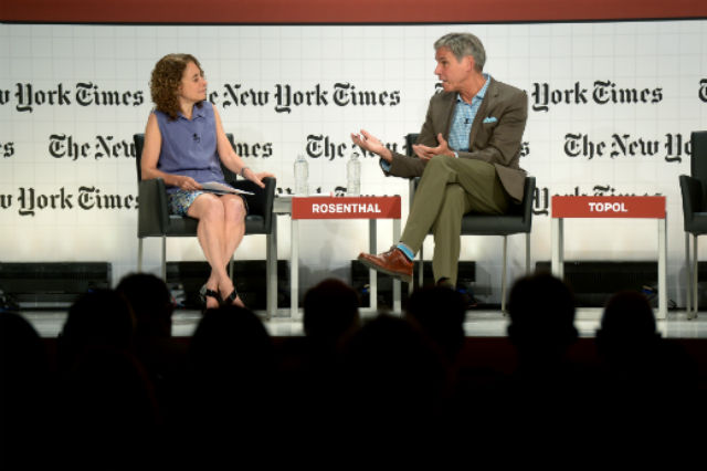 What Price Technology? At NYT Health Confab, It's a Loaded Question