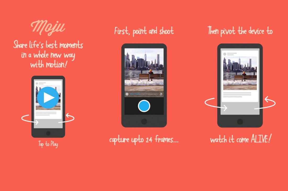 Catalog Your Memories: Moju Labs Debuts Its First App