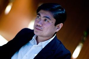 Joi Ito, head of MIT Media Lab