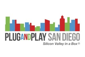 Plug and Play San Diego logo used with permission