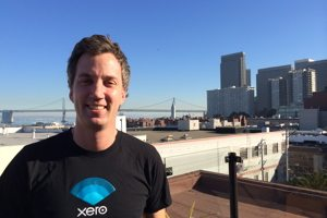Jamie Sutherland, president of Xero's U.S. operations