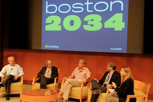 One More Thought From Boston 2034: Tech + Biotech + Cleantech = ?