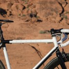 Sparse lights on an Icarus Frames bike thumbnail
