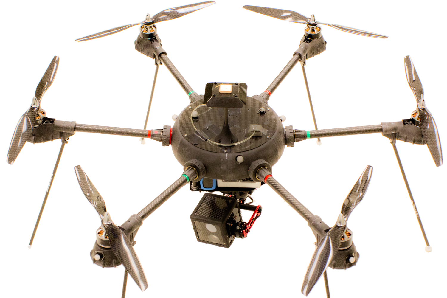 CyPhy Works Parc drone