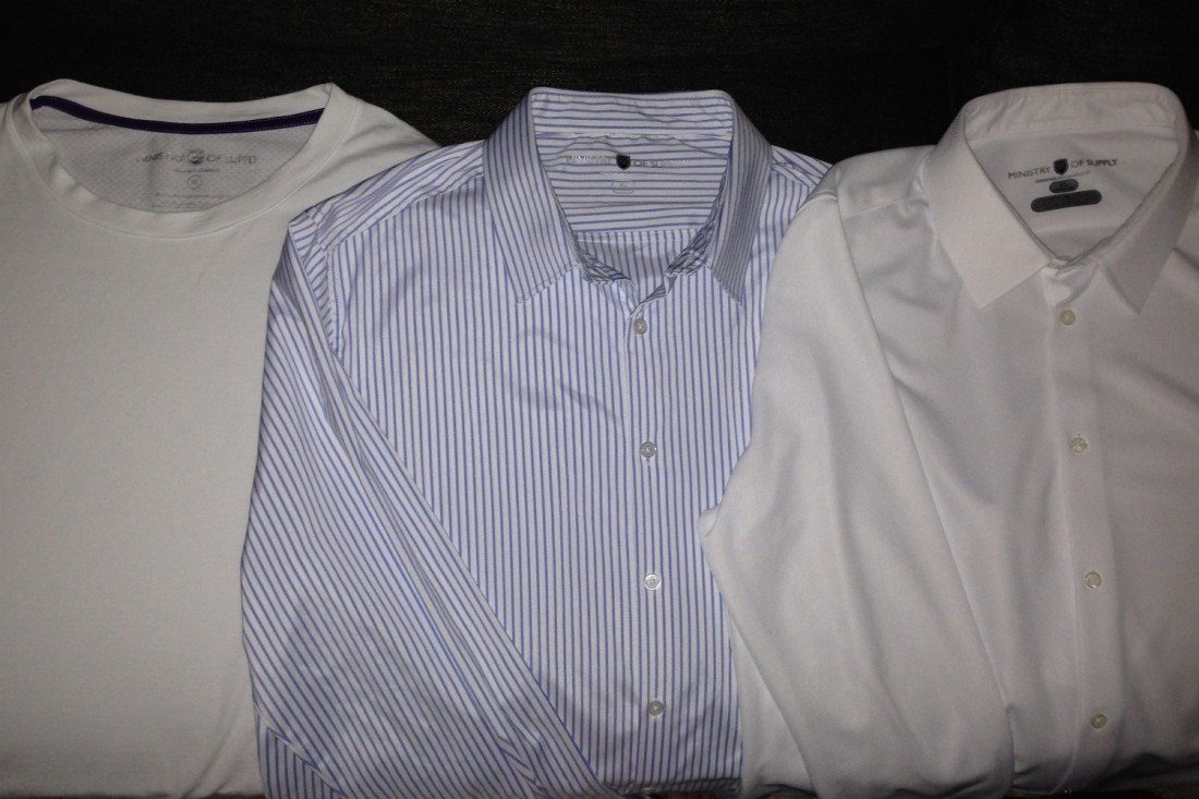 Road Test: Ministry of Supply's High-Tech Shirts Hold Up In the Heat