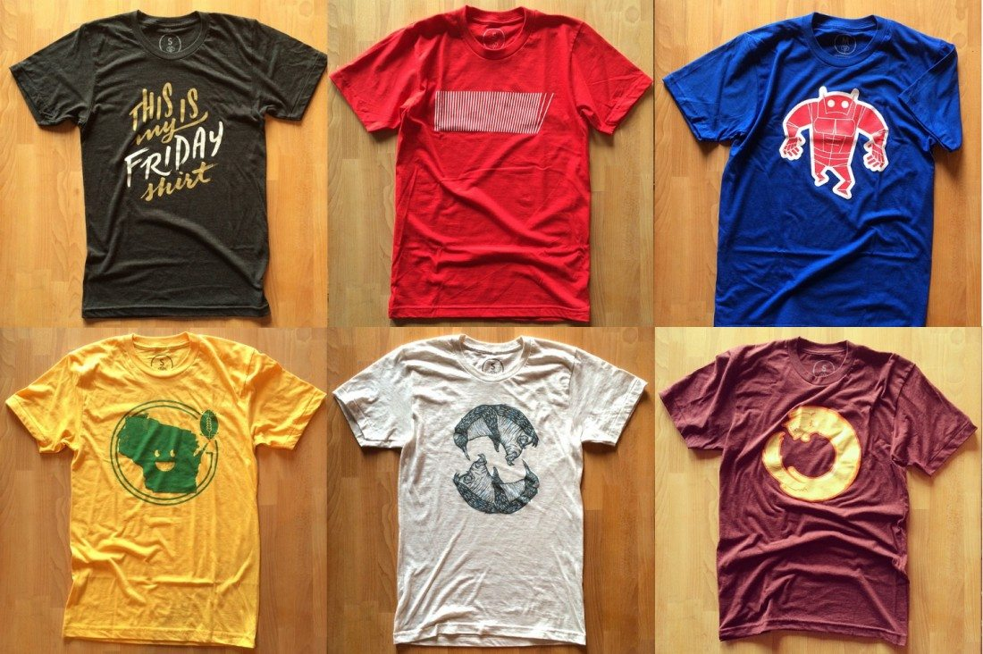 How Cotton Bureau Became the Internet's Coolest T-Shirt Store